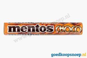 Mentos Choco Caramel - goedkoopsnoep.nl - snoeprollen