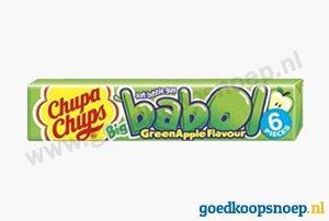 Chupa Chups Babol Gum Appel - www.goedkoopsnoep.nl