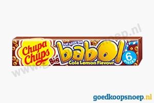 Chupa Chups Babol Gum Cola - www.goedkoopsnoep.nl