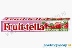Fruitella Aardbei - www.goedkoopsnoep.nl