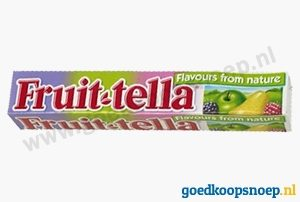 Fruittella Garden Fruits - www.goedkoopsnoep.nl