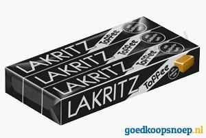 Lakritz Toffee - www.goedkoopsnoep.nl