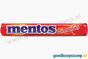 Mentos Kaneel | Mentos Cinnamon | www.goedkoopsnoep.nl