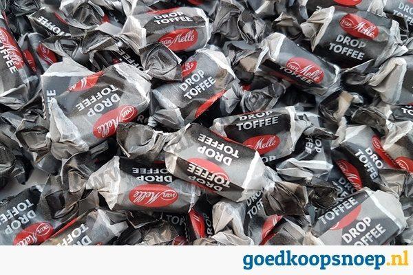 Perfetti van Melle Drop Toffee - www.goedkoopsnoep.nl