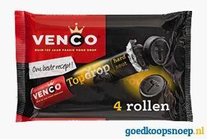 Top Drop Zout 4 pack - www.goedkoopsnoep.nl