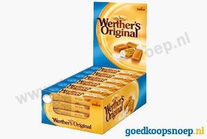 Werthers Original Soft 24 pack - www.goedkoopsnoep.nl