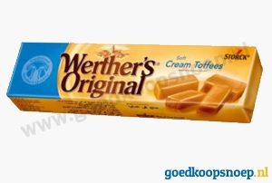 Werthers Original Soft - www.goedkoopsnoep.nl