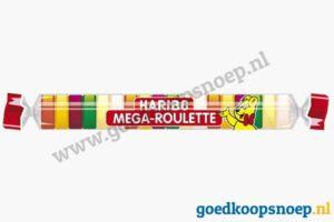 Haribo Mega Roulette 40-pack - www.goedkoopsnoep.nl