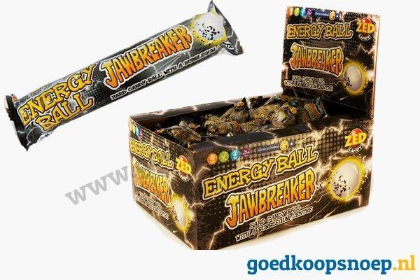Jawbreaker Energy - 40-pack - www.goedkoopsnoep.nl