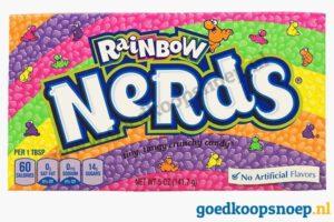Rainbow Nerds - www.goedkoopsnoep.nl