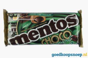 Mentos Choco Mint 3-pack - goedkoopsnoep.nl - snoeprollen