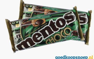 Mentos Choco Mint