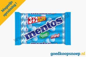 Mentos Mint 5-pack magazijn opruiming goedkoopsnoep.nl