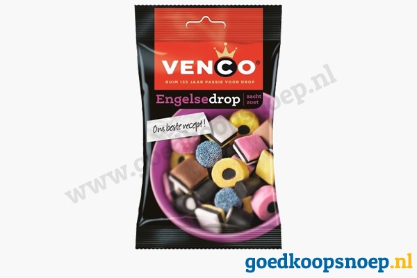 Snoeprollenactie zakje 10 rollen - www.goedkoopsnoep.nl