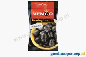 Venco Honingdrop 100 gram - goedkoopsnoep.nl