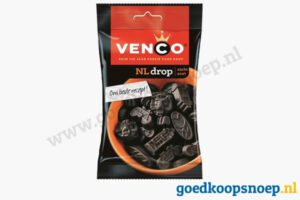 Venco NL drop 100 gram - goedkoopsnoep.nl